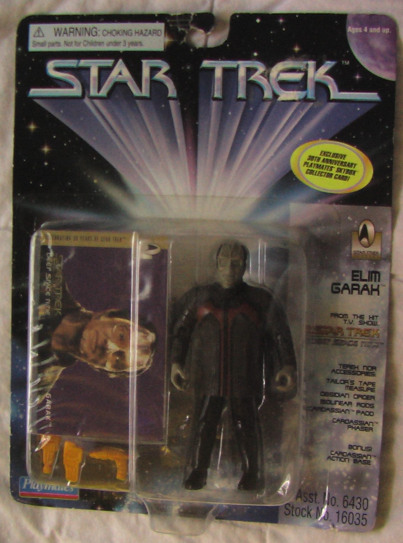 Star Trek Action Figure: Garak