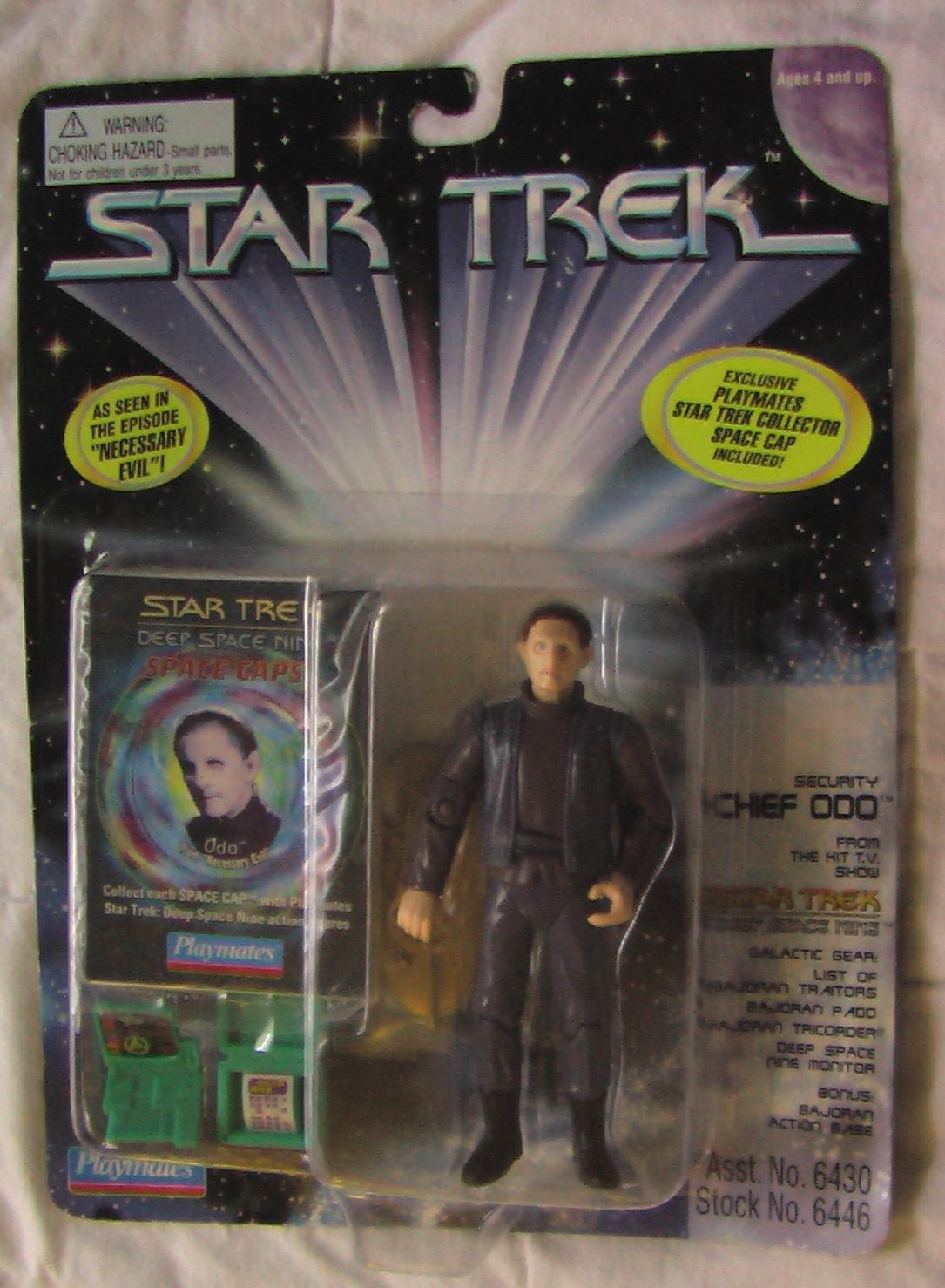 Star Trek Action Figure: Odo