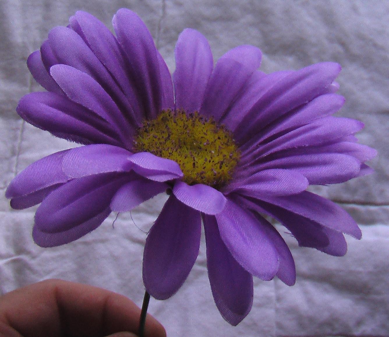 Mixed Gerbera Daisy Bouquet Silk Flower Pens