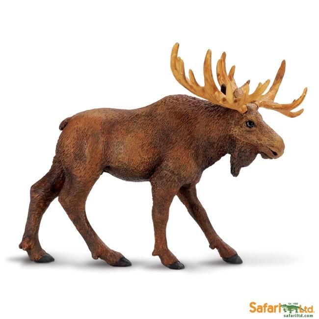 Moose Vinyl Figure