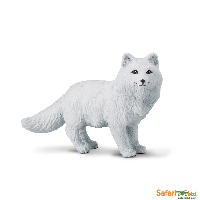 Arctic Fox Vinyl Figure