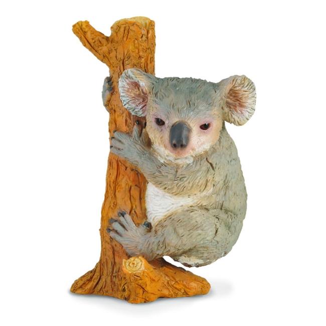 Koala Climbing Vinyl Figure
