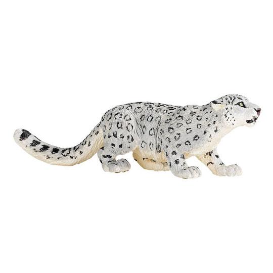 Snow Leopard Vinyl Figure