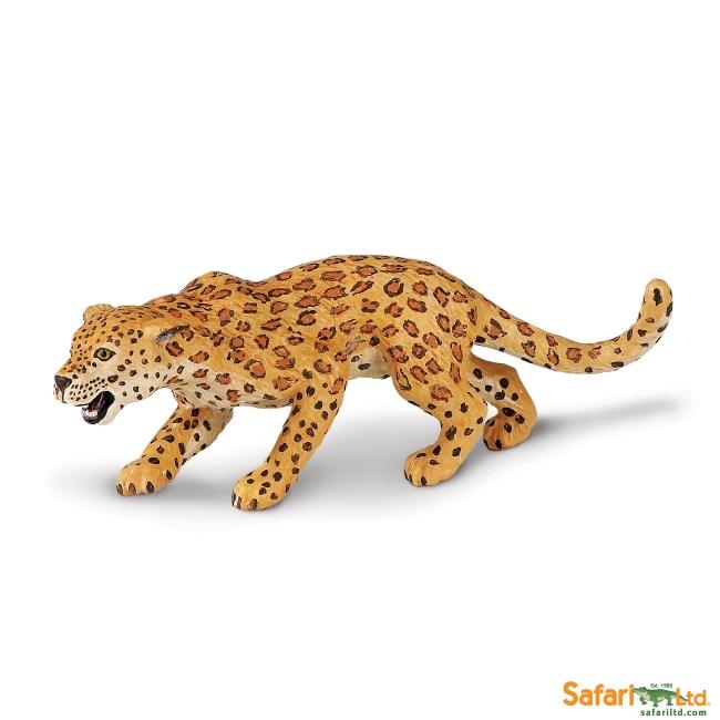 Leopard Vinyl Figure