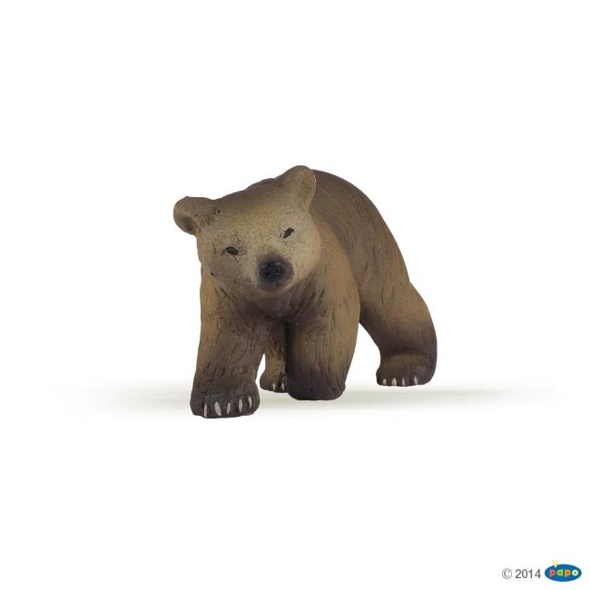 Pyrenees Bear Cub Vinyl Figure