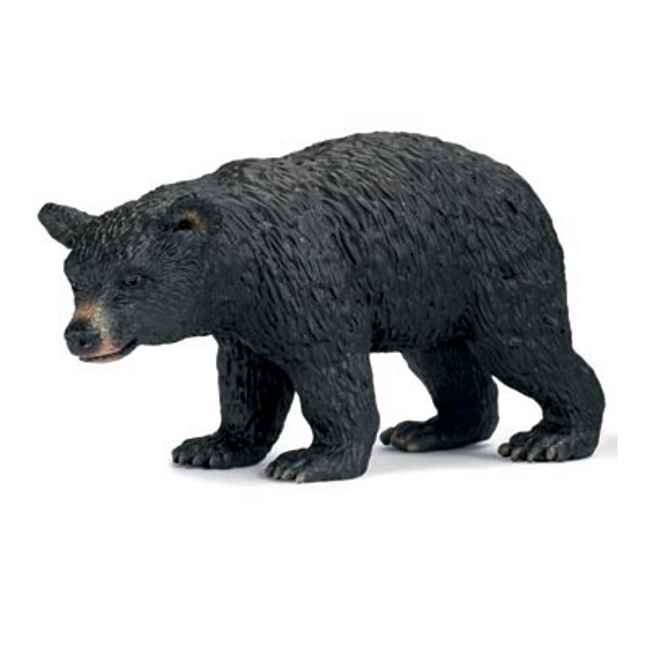 Black Bear Female Vinyl Figure
