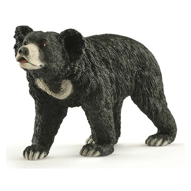 Sloth Bear Vinyl Figure