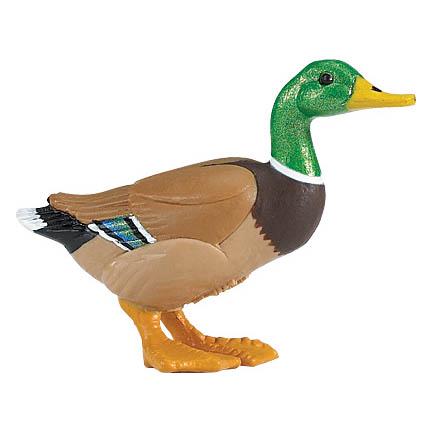 Mallard Duck Vinyl Figure