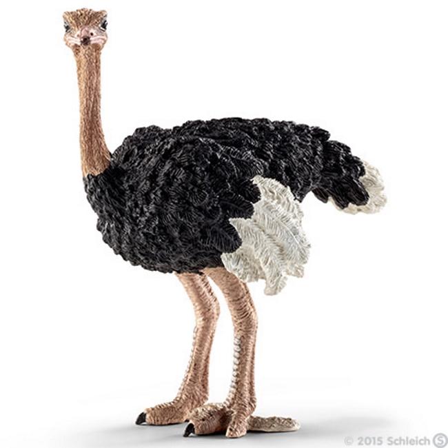 Ostrich Vinyl Figure