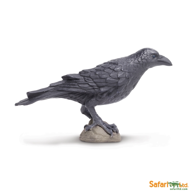 Raven Vinyl Figure