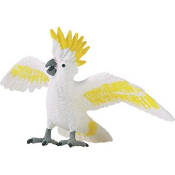 Cockatoo Vinyl Figure