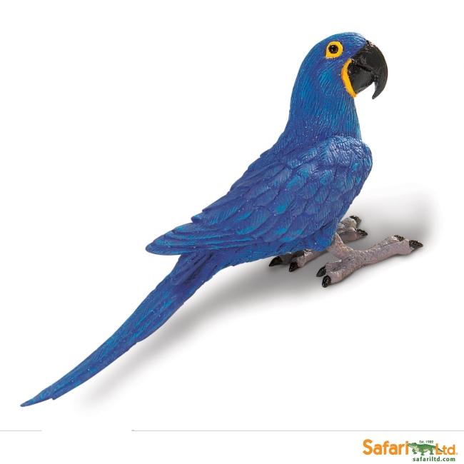 Hyacinth Macaw Vinyl Figure