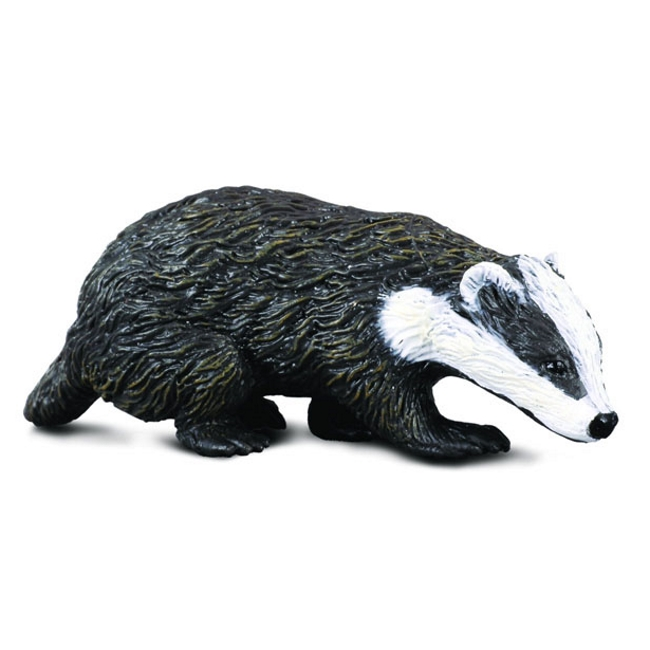 Euroasian Badger Vinyl Figure
