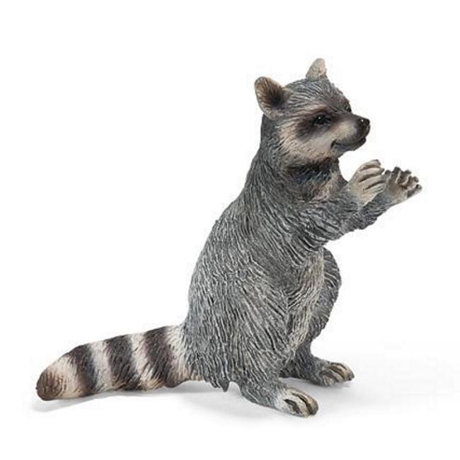 Raccoon Standing Vinyl Figure