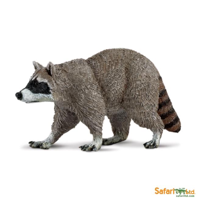 Raccoon Vinyl Figure