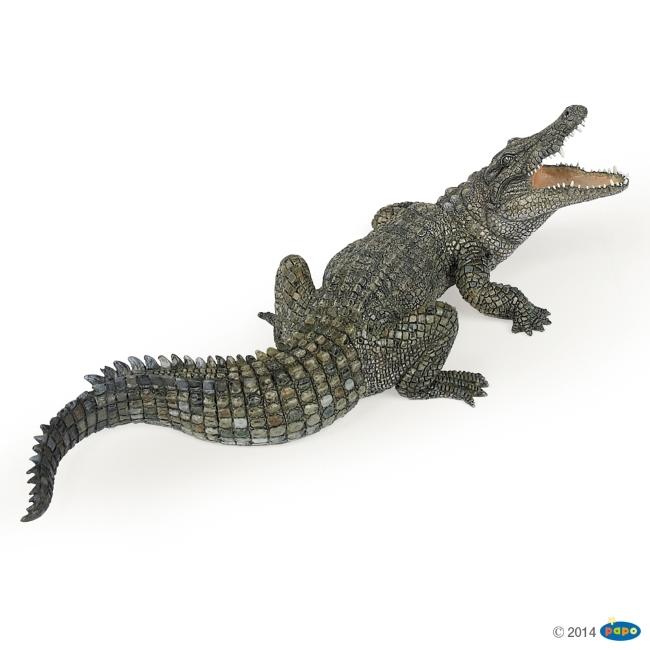 Nile Crocodile Vinyl Figure