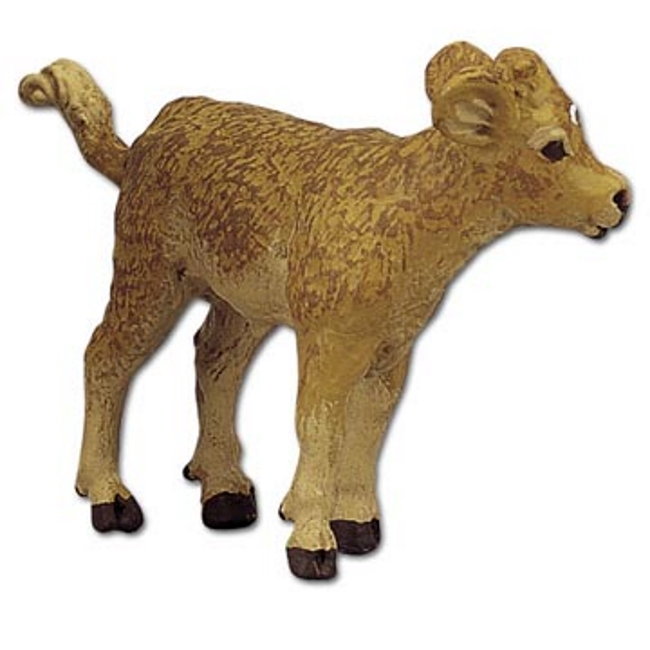 Jersey Cow Calf Vinyl Figure