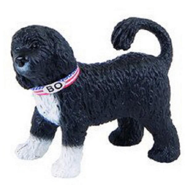 Portuguese Water Dog Vinyl Figure