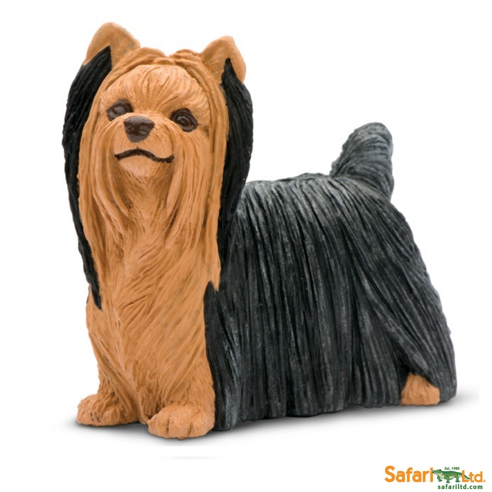 Yorkshire Terrier Dog Vinyl Figure