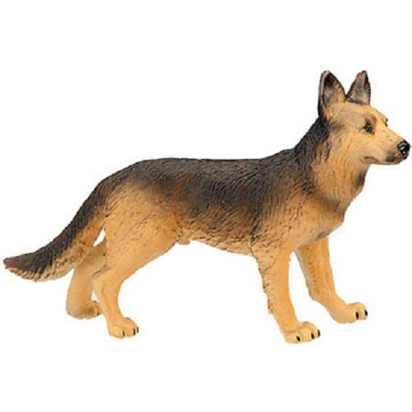 German Shepherd Vinyl Figure