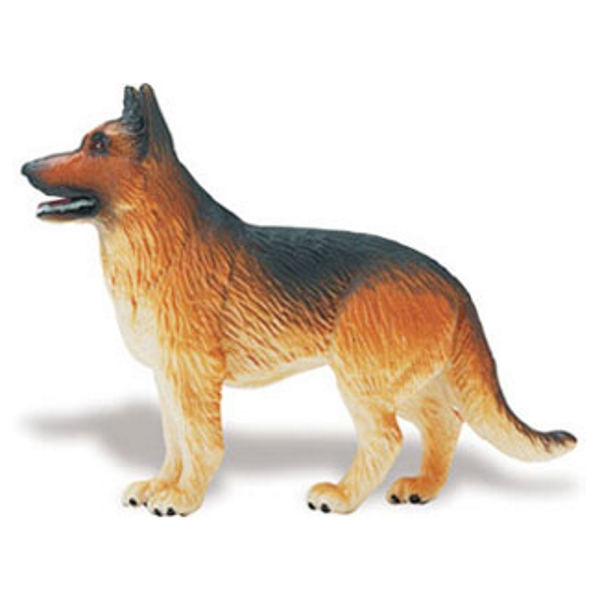 German Shepard Dog Vinyl Figure