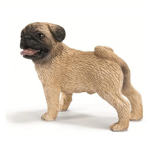Pug Dog Vinyl Figure