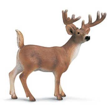 White-tailed Buck Vinyl Figure