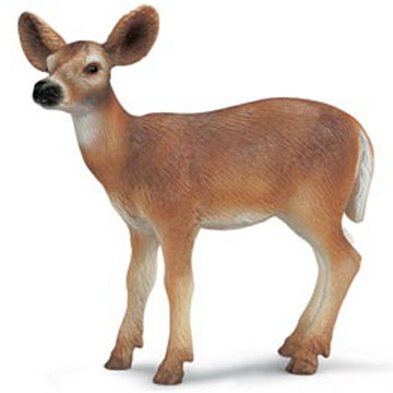 White-tailed Doe Vinyl Figure