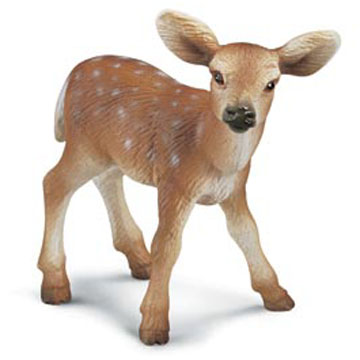 White-tailed Fawn Vinyl Figure