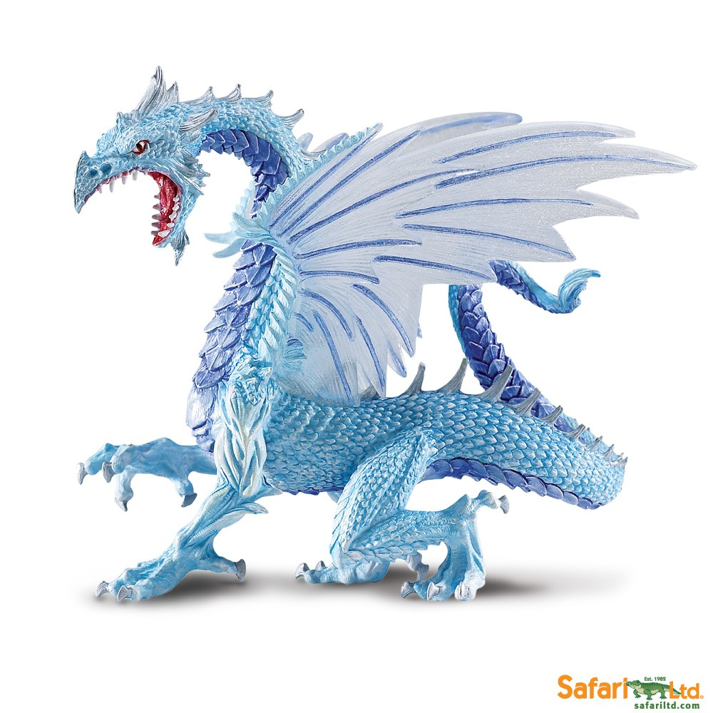 Ice Dragon Vinyl Figure