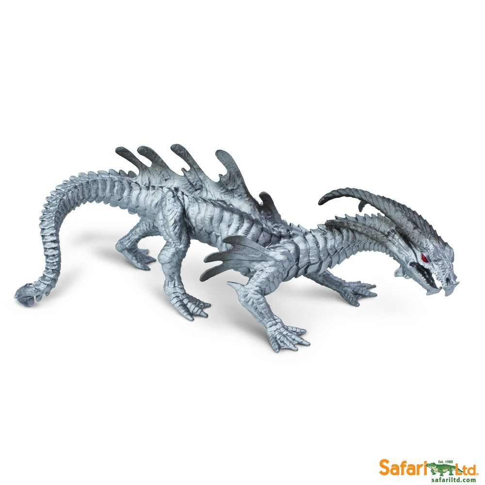 Chrome Dragon Vinyl Figure