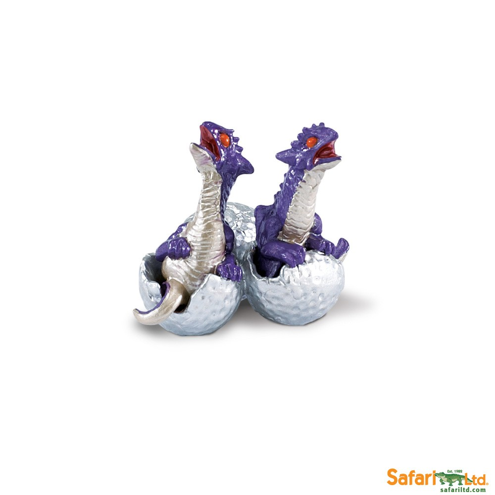 Hatching Baby Dragons Vinyl Figure