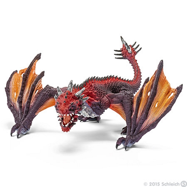 Dragon Fighter Vinyl Figure