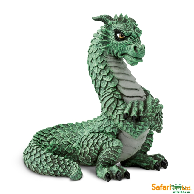 Grumpy Dragon Vinyl Figure
