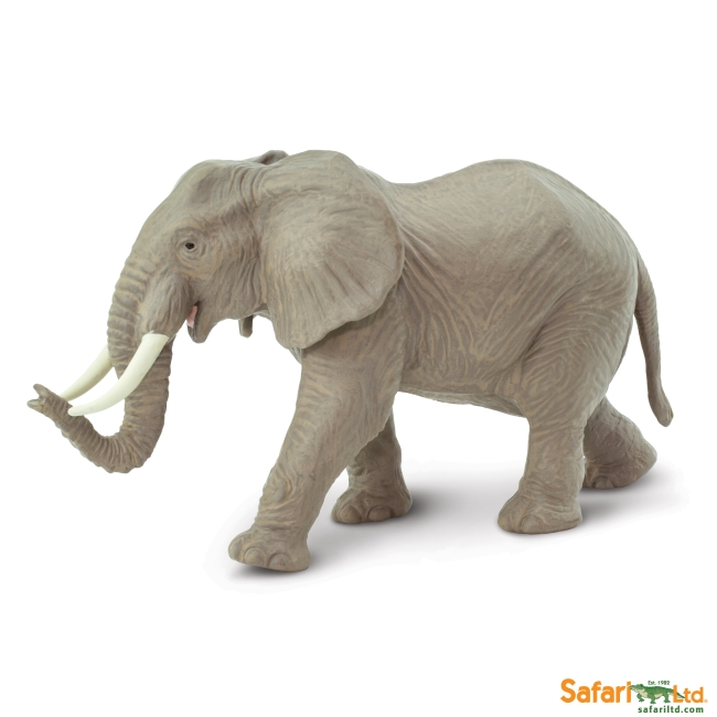 African Elephant Vinyl Figure