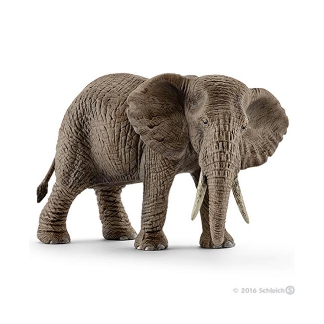African Elephant Female Vinyl Figure
