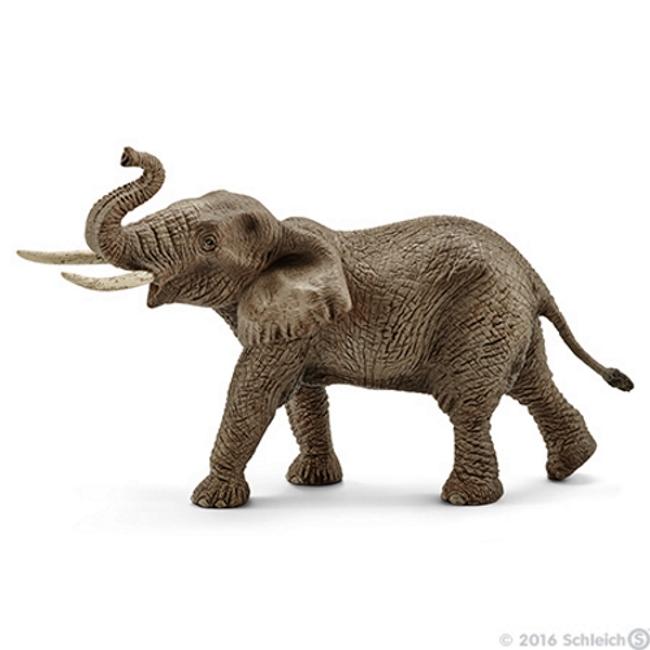 African Elephant Male Vinyl Figure