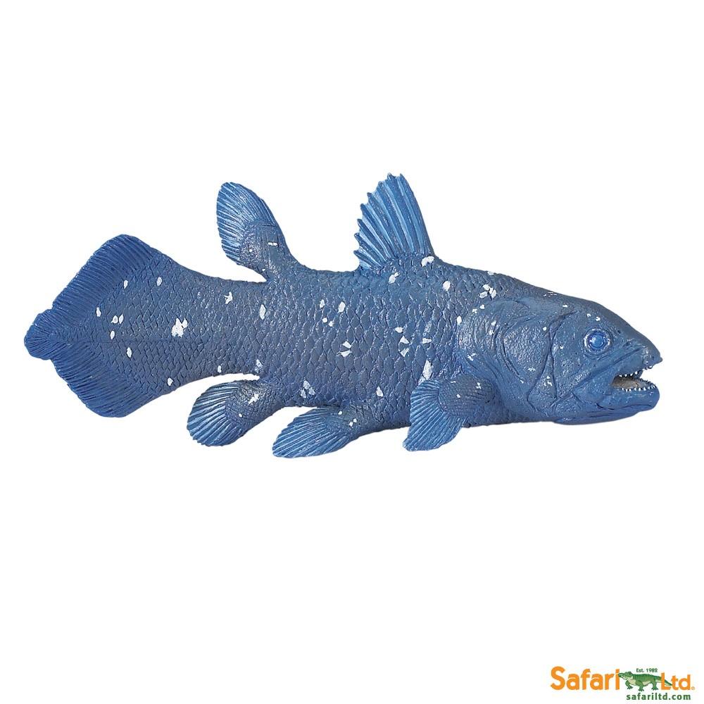 Coelacanth Vinyl Figure