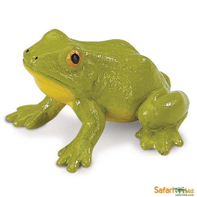 Frog Vinyl Figure