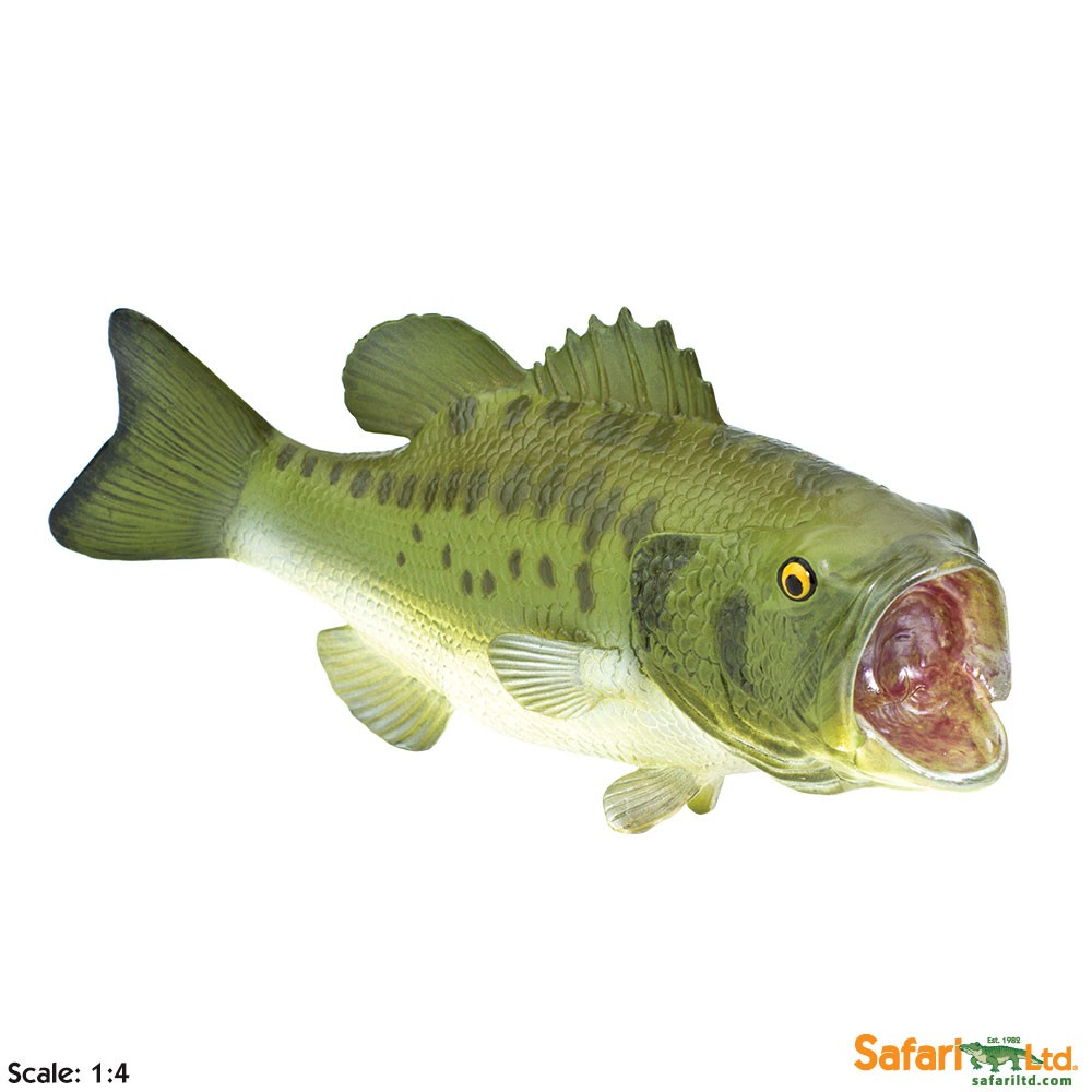 Largemouth Bass Vinyl Figure