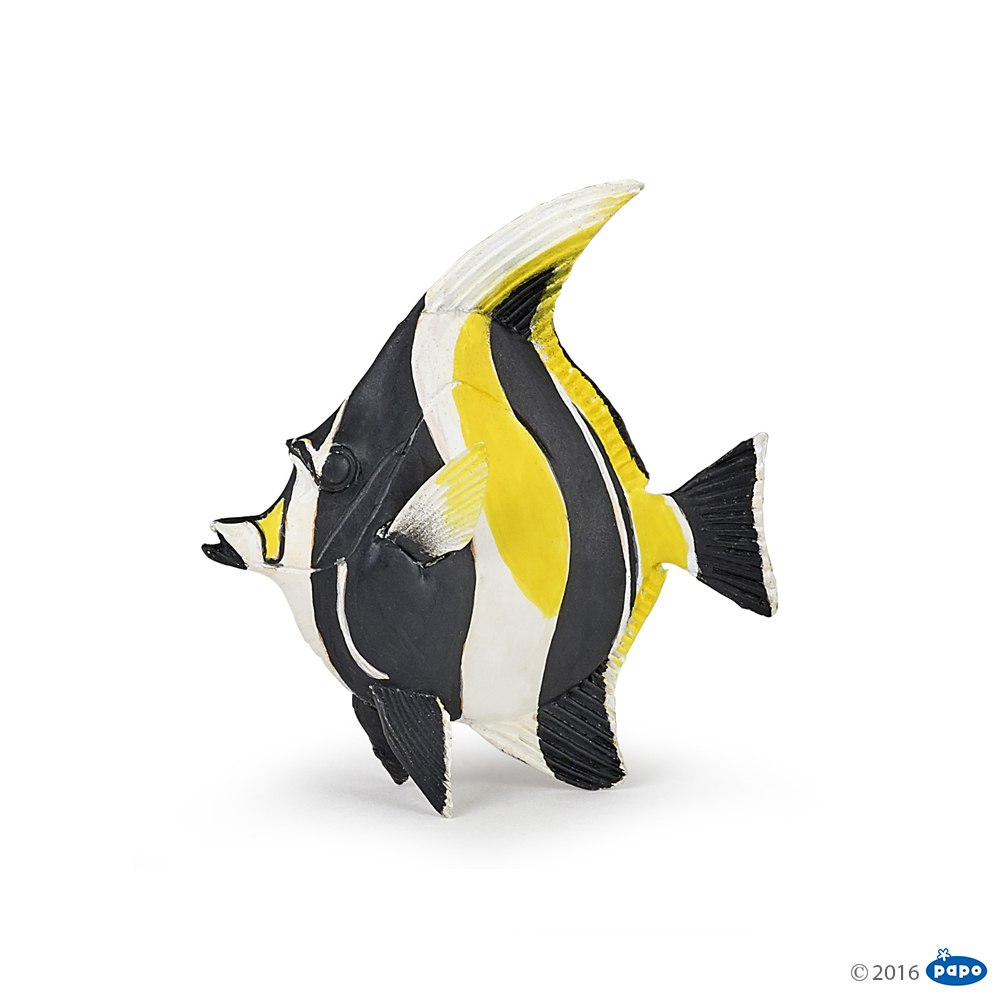 Moorish Idolfish Vinyl Figure