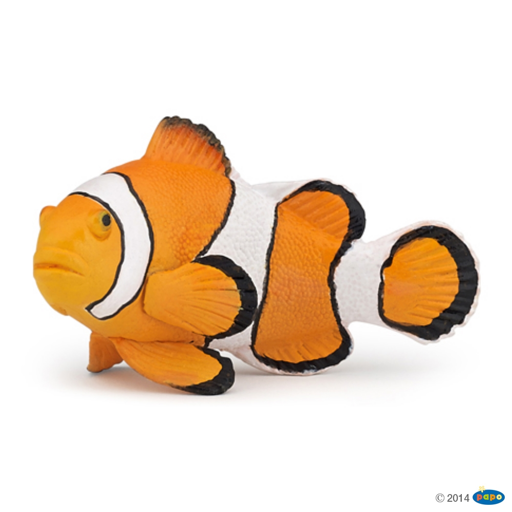 Clown Fish Vinyl Figure