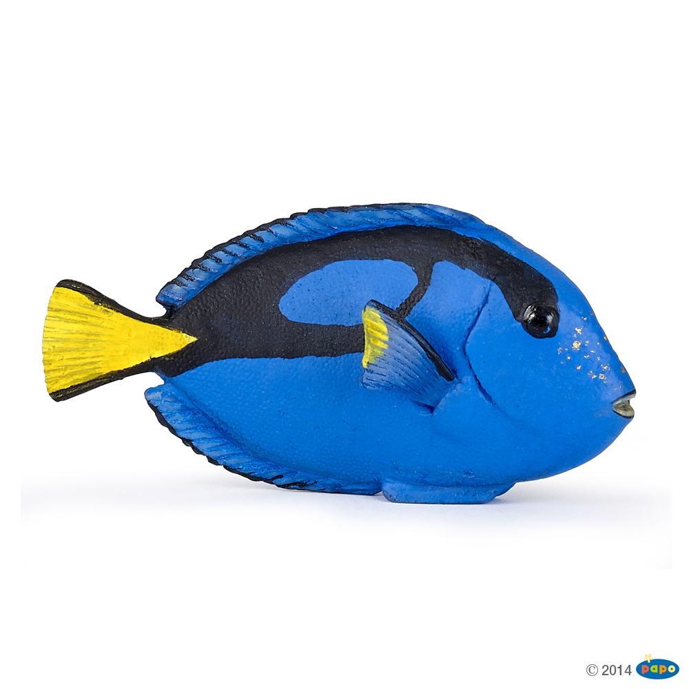 Surgeon Fish Vinyl Figure