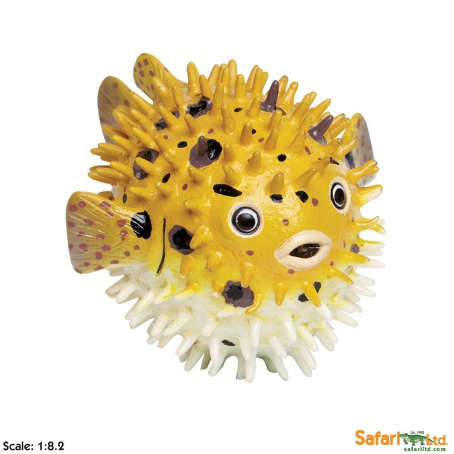 Pufferfish Vinyl Figure