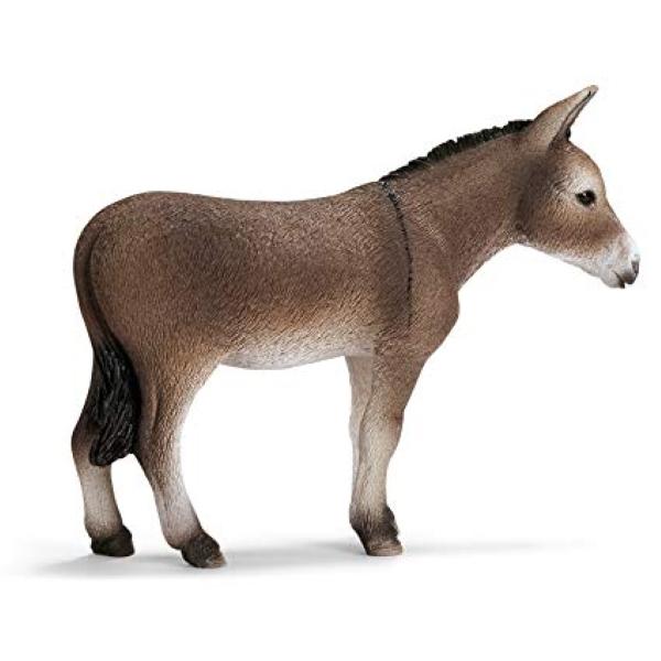 Gray Donkey Vinyl Figure