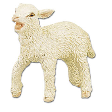 Bleating Lamb Sheep Vinyl Figure