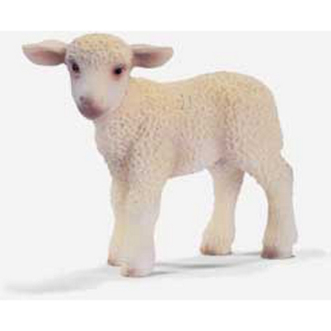 Standing Lamb Sheep Vinyl Figure