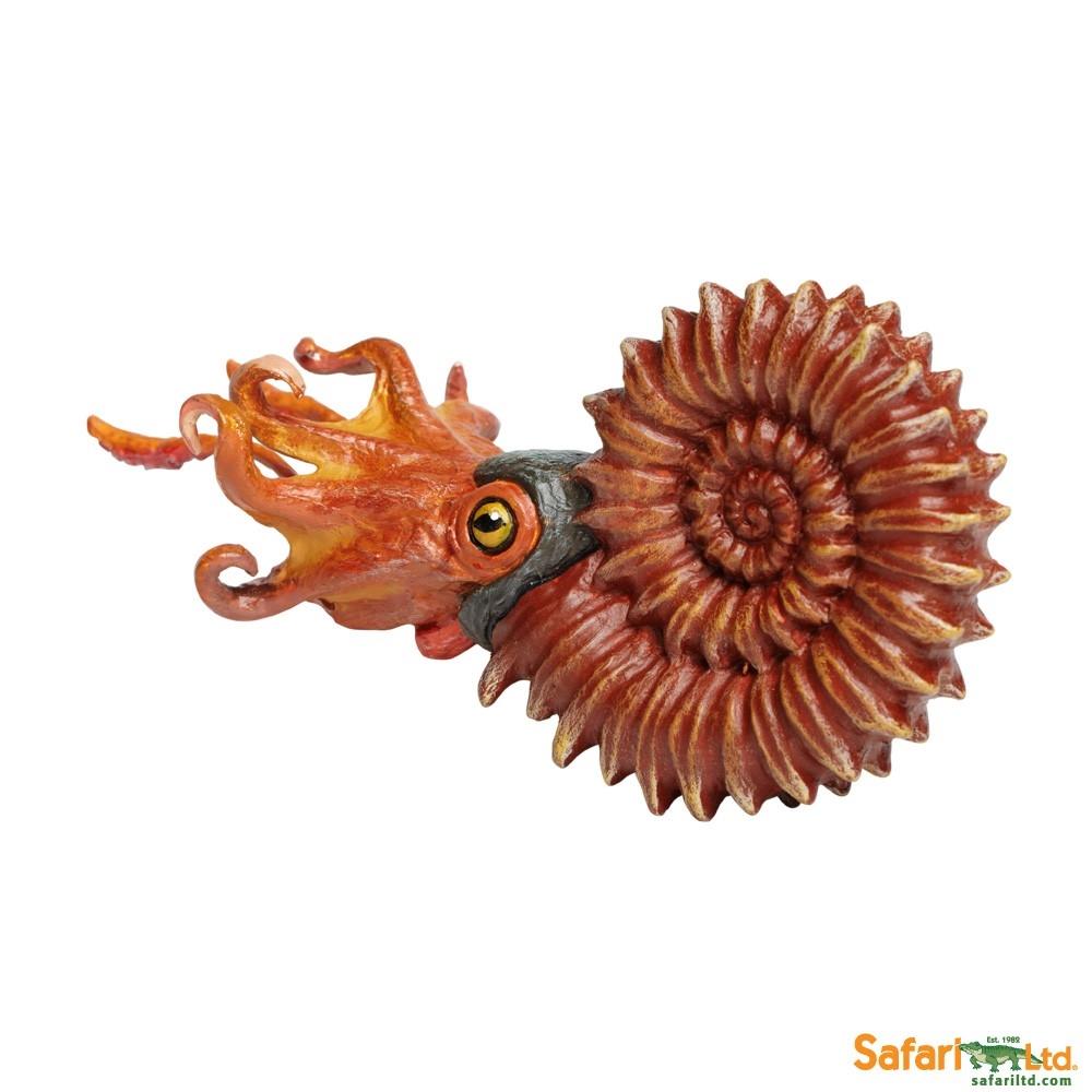Ammonite Vinyl Figure