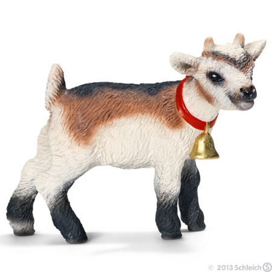 Domestic Goat Kid Vinyl Figure