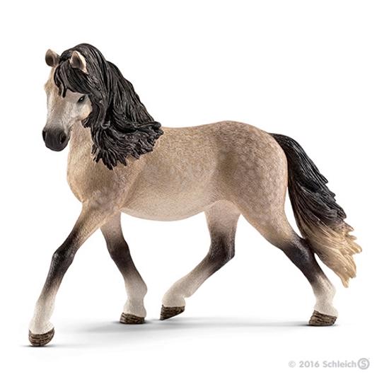 Andalusian Stallion Vinyl Figure